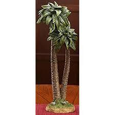 fontanini 9 12 inch high palm tree set 56830 home