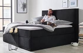 schlafzimmer boxspringbett schlafzimmer ideen schlafzimmermöbel bei höffner