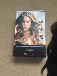 crosby hair extensions crosby easilocks clip in hair extensions in askern