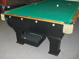 Used Billiard Tables by Reconditioned Billiard Tables Cagle U0027s Billiards