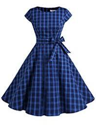 amazon com plaid dresses clothing clothing shoes u0026 jewelry
