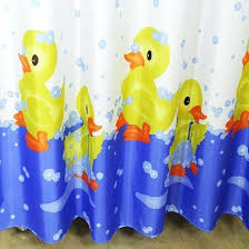 Duck Shower Curtains Shower Curtains For Kids U2013 Teawing Co
