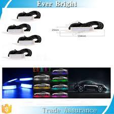 car led lights for sale 4pcs sale universal led car wheel eyebrow side led lights turn