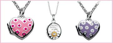 childrens locket lovely lockets diamond kids