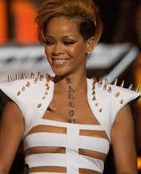 rihanna tattoos