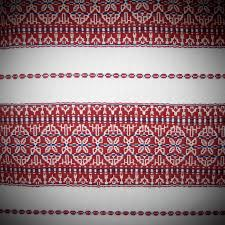 croatian embroidery for the physical