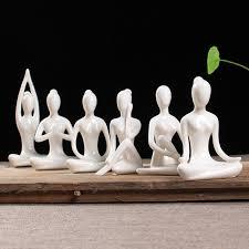 aliexpress buy ceramic white figurine ornaments