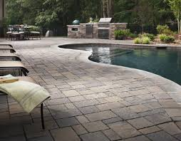 Stone Decks And Patios by Concrete Pavers U0026 Paving Stones Chambersburg Pa