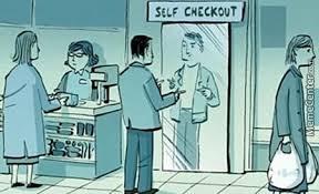 Self Checkout Meme - self checkout by lilezio meme center