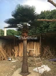 customized size outdoor artificial washington palm tree dongyi