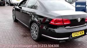 2013 volkswagen passat 2 0 tdi sport bluemotion black gf63wdw for