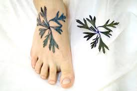 live leaf tattoos by rit kit scene360