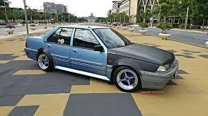 mitsubishi fiore hatchback proton iswara blue share my ride gk196 galeri kereta