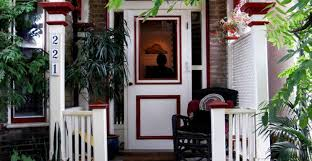 small outdoor spaces how to decorate a small porch cutting small bat silhouettes could