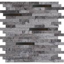 solistone koja viper 12 in x 12 in x 9 5 mm stone pebble mesh