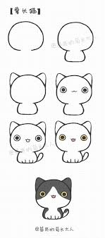 how to draw doodle faces best 25 cat doodle ideas on colouring in sheets cat