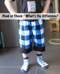 check vs plaid threading my way plaid or check what s the difference