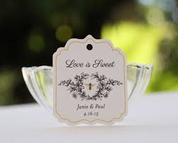 honey labels wedding favor tags personalized gift tags with