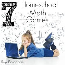 homeschool math games for math fluency and concepts royal baloo