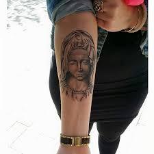 tattoo pictures virgin mary 1000 geometric tattoos ideas