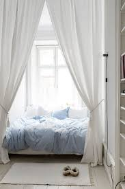 velvet curtains with valance 4 ideas about velvet curtain 25 best ideas about bed curtains on pinterest canopy bed cozy dreamy apartment in stockholm daily dream decor bloglovin
