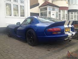 dodge for sale uk dodge viper gts coupe supercharged supercar may p x