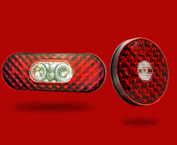 Red Lighting Grote Industries Led Lights U0026 Lighting Products