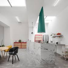 Stunning Home Interiors by Design News Studio Fala Atelier Transforms Garage Into Stunning Home