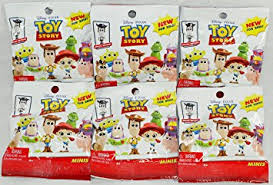 blind bags toys bundle of 6 disney pixar story blind pack 2