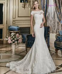 plus size wedding dresses with capped sleeves bridal gowns sheer v