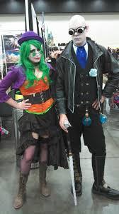Freeze Halloween Costume Steampunk Joker Freeze Aakahasha Deviantart