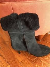 womens ugg boots with heel womens ugg boots size 10 black with heel ebay