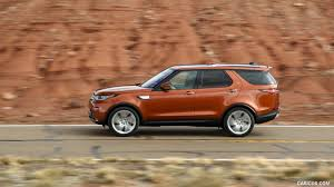 orange land rover discovery 2018 land rover discovery hse td6 color namib orange us spec