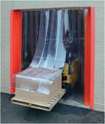 Loading Dock Air Curtain Tmi Pvc Fabrication And Products Industrial And Pvc Cooler