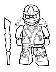 nunchucks lighting lego ninja coloring pages batch