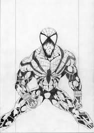 carnage coloring pages fresh 4105