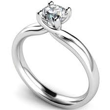 twist engagement ring twist engagement rings 10 best selling twisted designs