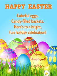 happy easter cards bright celebration happy easter card birthday
