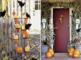 Homemade Halloween Decorations by 90 Cool Outdoor Halloween Decorating Ideas Moving Scary Homemade