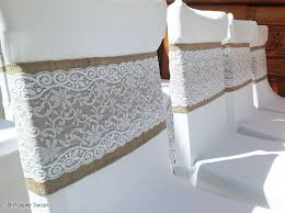lace chair sashes chair sash designs for weddings cumbria lake district lancashire