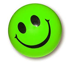 happy green color buy happy smiley face smile squeeze stress ball color green online