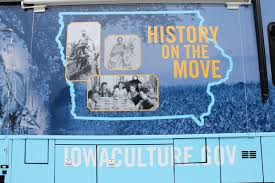 Iowa traveling around the world images Iowa history 101 mobile museum lichtsinn rv blog jpg
