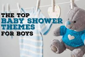 baby shower themes for boys the best themes for a baby shower baby ideas
