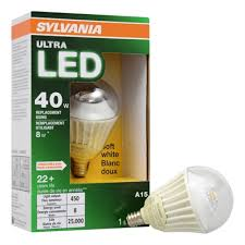 Refrigerator Light Bulbs 40 W Equivalent Dimmable Soft White A15 Led Appliance Light