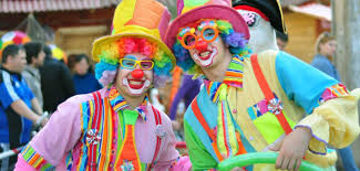 birthday party clowns for hire birthday party clowns hire island magicians