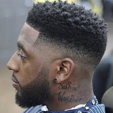 best hair cut for 50 plus women hart shape face 50 stylish fade haircuts for black men in 2018