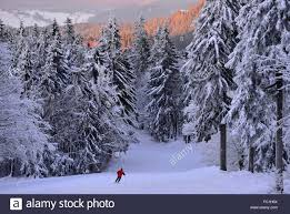 tabarz germany 19th jan 2016 a winter athlete rides through the