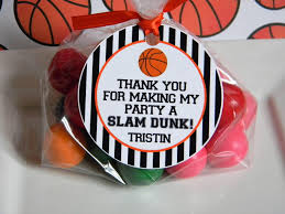 basketball party favor ideas basketball party favors basketball