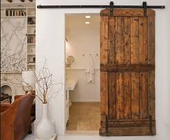 Reclaimed Wood Interior Doors Interior Sliding Barn Door Reclaimed Wood Design Interior Home Decor