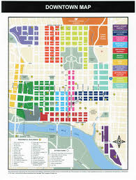 Ut Austin Map by How Many Districts Are In Downtown Austin In Austin A